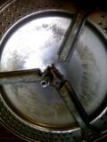 Разлом крестовины барабана